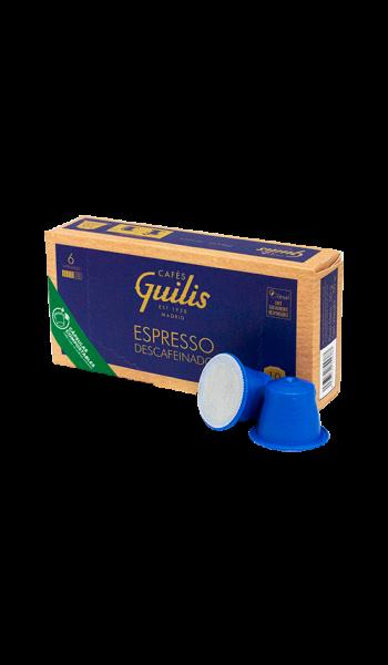 Bezkofeinowa - system Nespresso