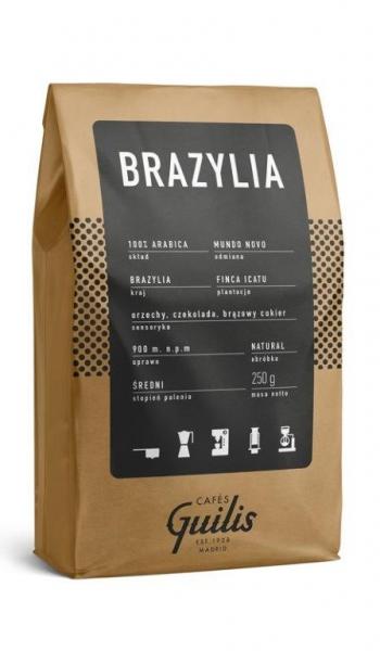 Brazylia 100% Arabica (250g)