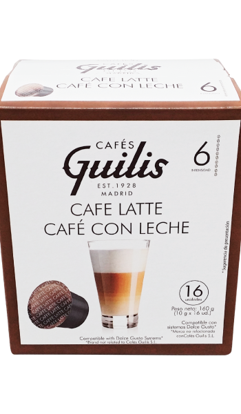 Cafe Latte - system Dolce Gusto