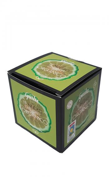 Czarna herbata Earl Grey organic