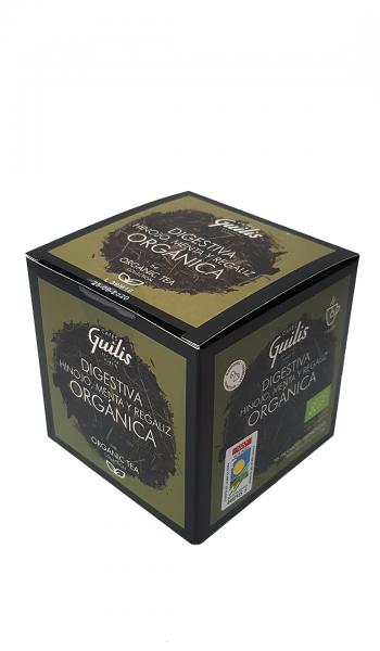 Czarna herbata z cynamonem organic