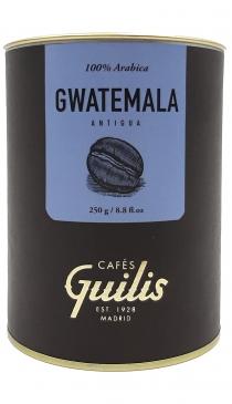 Gwatemala 100% Arabica (puszka 250g)