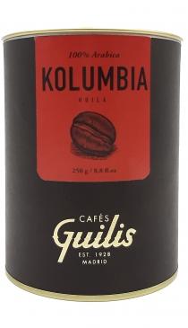 Kolumbia 100% Arabica (250g)