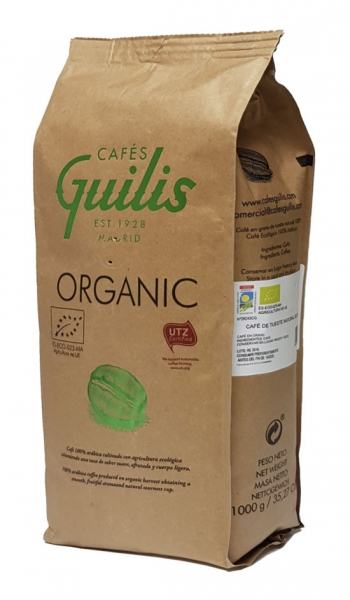 Organic - UTZ 100% Arabica (1kg)