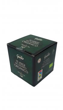 Zielona herbata organic